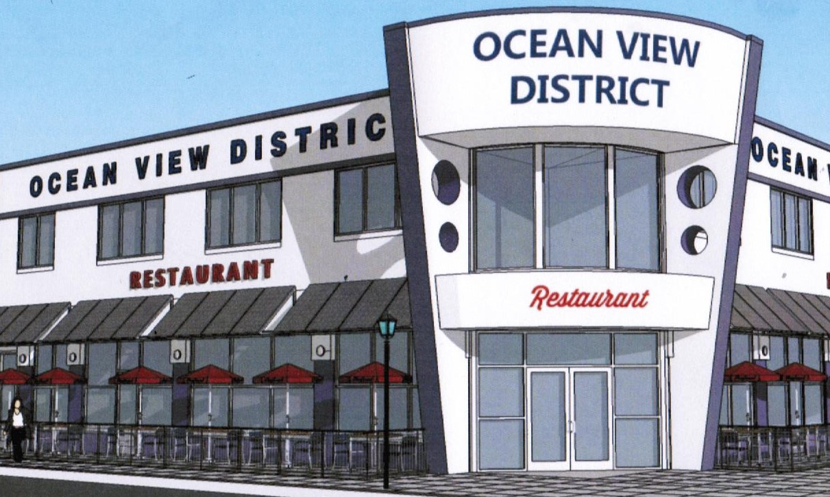 Ocean View District