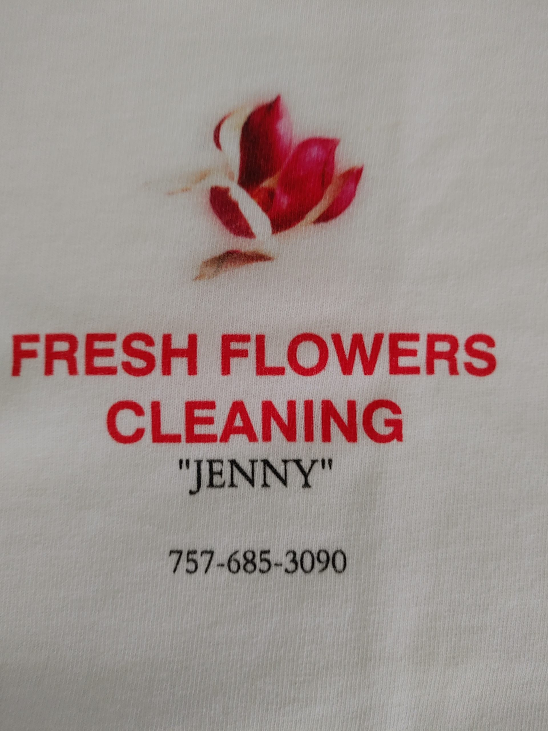 Fresh Flowers Cleaning LLC