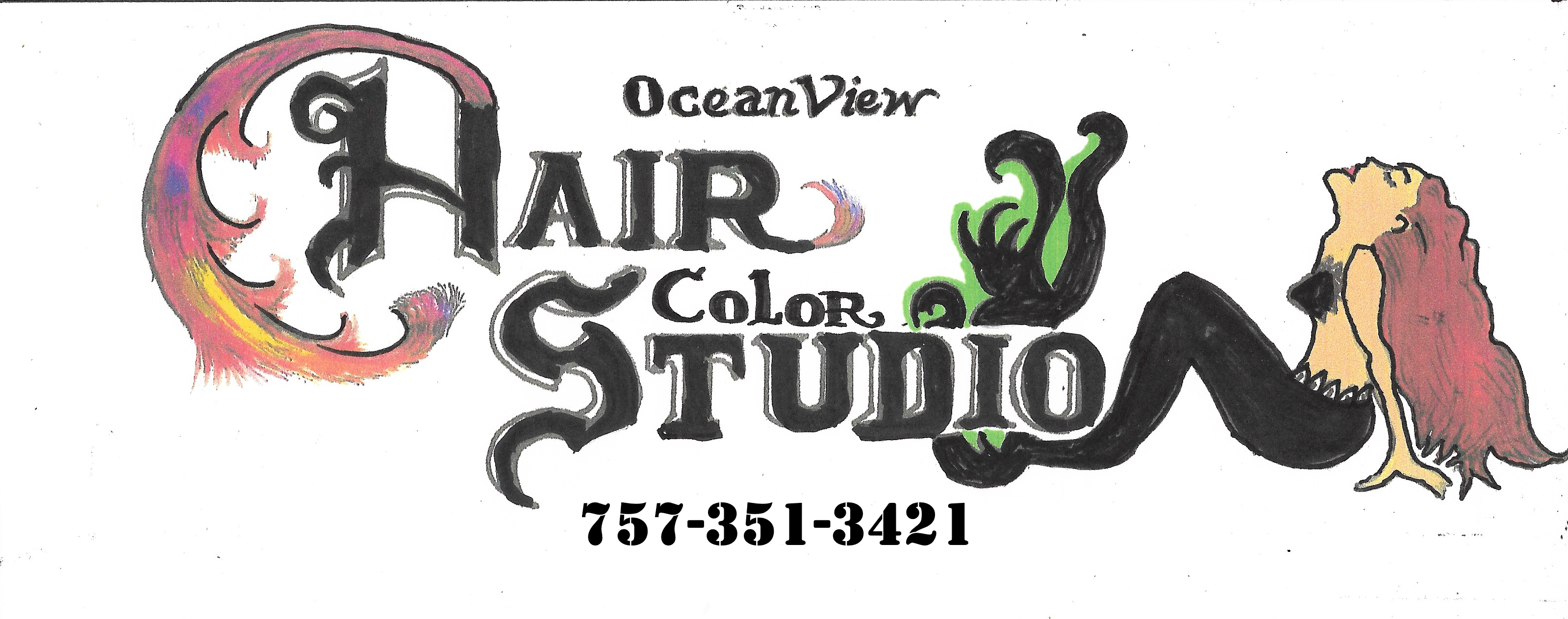 Ocean View Hair Color Studio