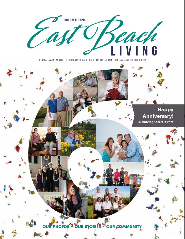 East Beach Living Magazine